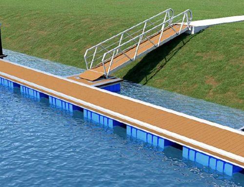 L'Ajuntament de Deltebre inicia les obres d'un nou embarcador al Parc del Riu